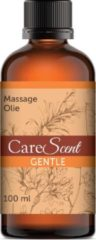 CareScent Gentle Massage Olie | Incl. Sandelhout / Mandarijn / Zwarte Peper Olie | Massageolie - 100 ml