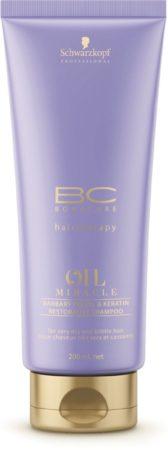 Afbeelding van Schwarzkopf Professional Schwarzkopf - BC Bonacure - Oil Miracle - Barbary Fig Restorative Shampoo - 200 ml