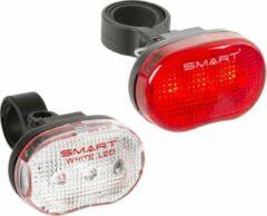 SmartGames Smart Knipperlicht Set Rood Achterlicht + Wit Voorlicht Led