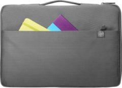 "HP 15.6"" Carry Sleeve 15.6"" Opbergmap/sleeve Zwart, Grijs"