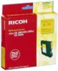 Gele Ricoh GC-21Y gel cartridge geel standard capacity 1.000 pagina's 1-pack