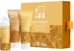 Biotherm Geschenksets Für Sie Bath Therapy Delighting Blend Set Small Delighting Blend Body Cleansing Foam 50 ml + Delighting Blend Body Hydrating Cre