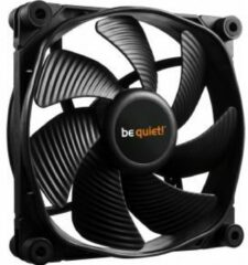 BeQuiet Silent Wings 3 PWM PC-ventilator Zwart (b x h x d) 120 x 120 x 25 mm