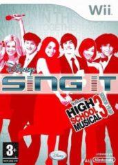 Nintendo Sing It: High School Musical 3: Senior Year - Wii
