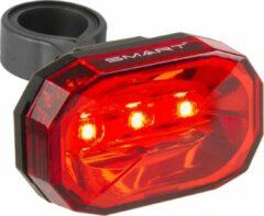 Smart achterlicht Diamond batterij led rood