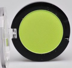 Groene Mehron INtense Pro Pressed Powder Pigment - Electric Green
