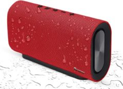 Tracer Rave IPX5 BT speaker High performance 20 Watt - Rood