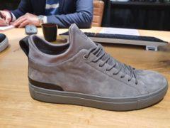 Blackstone Mannen Sneaker SG18 Grijs Maat 45