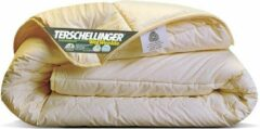 Creme witte Terschellinger | Winter wollen dekbed | 100% IWS Zuiver Scheerwollen Enkel Dekbed|240x220cm (Extra Lang)