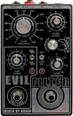 Death By Audio Evil Filter / Fuzz Filter