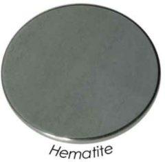 Quoins QMN-S-H Disk Precious Hematite Small