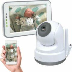 Grijze ELRO BC3000 Babyfoon Royale - met 12,7 cm Touchscreen Monitor HD- & App