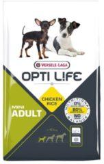 Versele-Laga Opti life Droogvoer Adult mini 7,5 kg