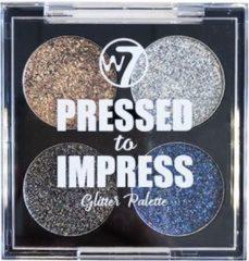 Blauwe W7 cosmetics W7 Pressed to Impress - Style Icon