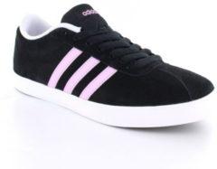 Zwarte Adidas - Courtset W - Dames - maat 36 2/3