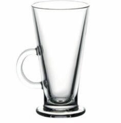 Transparante Pasabache 6 Stuks | Theeglas Gehard Glas | 26,3ml