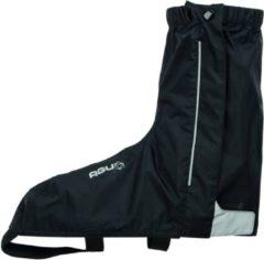 Zwarte AGU Bike Boots Reflection Overschoenen Unisex - Maat XL