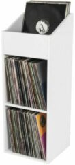 Glorious Record Rack 330 platenmeubel, wit