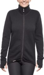 Woolpower - Full Zip Jacket 400 - Wollen vest maat XL, zwart
