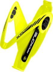 Race one Bidonhouder VX5 gel geel/zwart Saccon