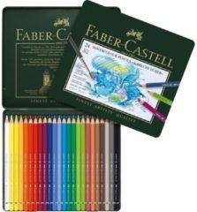Faber Castell FC-117524 Aquarelpotlood Faber-Castell Albrecht Dürer Etui à 24 Stuks