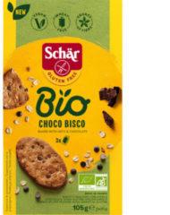 Dr. Schär Choco Bisco Bio (105g)