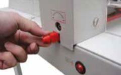 Snijstrips papiersnijmachine intimus 4880 EPS (Set=6 stuks)