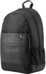 HP HP Classic Backpack - Notebook-Rucksack Laptoprugzak Geschikt voor max. (laptop): 39,6 cm (15,6) Zwart