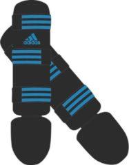 Adidas Scheenbeschermers Good Zwart/Blauw Extra Extra Small