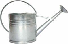 Esschert Design Decoratieve Gieter 62,5 Cm Zink 10 Liter Zilver