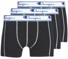 Champion Heren Boxershort - 3 pack - Zwart - Maat XXL