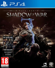 Warner Bros Middle Earth: Shadow of War (+Pre-Order Bonus)