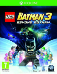 Warner Bros LEGO Batman 3: Beyond Gotham - Xbox One