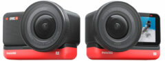 Insta360 INSTA360 ONE R 1 Inch Edition 360 graden panoramacamera 19 Mpix