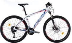 27,5 Zoll Herren MTB Fahrrad Sprint Apolon Pro... weiß, 44cm
