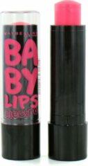 Roze Maybelline Baby Lips Lipbalm - Strike A Rose (2 stuks)