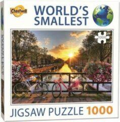 Cheatwell World's Smallest - Amsterdam (1000)