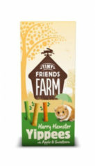 Supreme Tiny Friends Farm Harry Hamster Yippees 120 gr