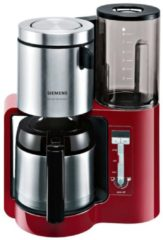 Siemens Thermo Kaffeemaschine TC86503 Siemens cranberry red