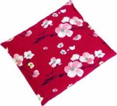 Sissel - Cherry Kersenpitkussen 23 x 26 cm - bloesemprint