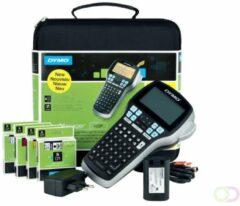 DYMO LabelManager 420P Set Labelmaker Geschikt voor labels: D1 6 mm, 9 mm, 12 mm, 19 mm