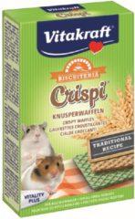 Vitakraft Hamsterwafels Crispi's - 3 à 15 gr - Hamstersnack