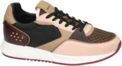 Bruine The Hoff Brand HOFF Vrouwen Leren Sneakers - Noord - 36