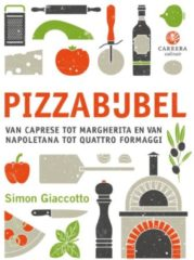 Books by fonQ Pizzabijbel - Simon Giaccotto