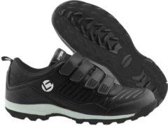 Zwarte Mar a Teresa Valencia Del Rinc N Brabo Shoe Velcro Black Sportschoenen Unisex - Black