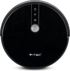 V-tac Vt-5555 Robotstofzuiger - Zwart - Bestuurbaar Via App - 65db