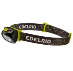 Edelrid - Pentalite - Hoofdlamp zwart/grijs