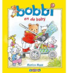 Kluitman Bobbi en de baby