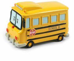 Gele Silverlit Robocar Poli die-cast voertuig - Schoolbus