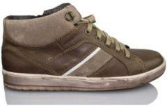 Bruine Hoge Sneakers Acebo's APEL